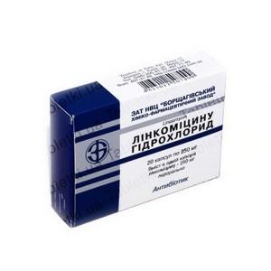 Линкомицин в стоматологии: инструкция по применению