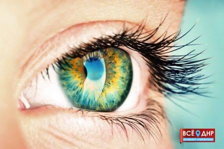 Оптическая система глаза. построение изображения. аккомодация. рефракция, её нарушения