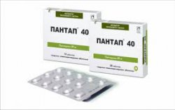 Описание препарата пантап (pantap)
