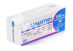 """""""амантадин"""": инструкция по применению, аналоги, отзывы"""