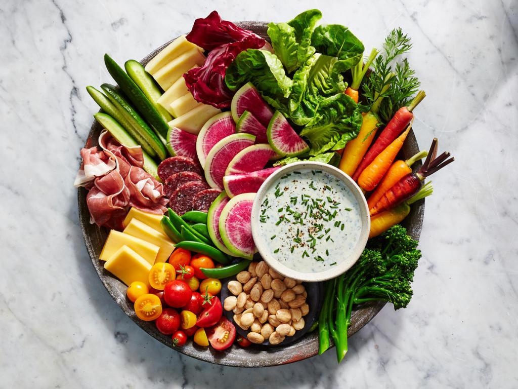 Средиземноморская диета кто сидел