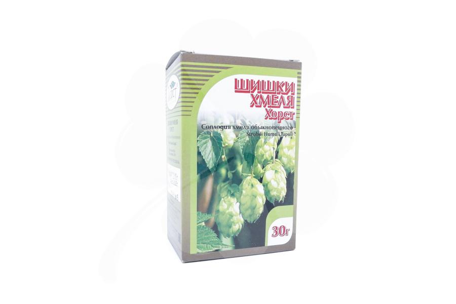 Лечебные свойства шишек хмеля