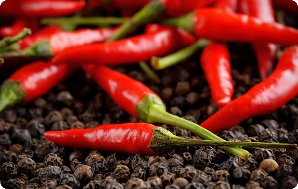 Хотите похудеть быстро? попробуйте красный перец для похудения