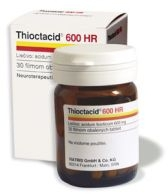 Уколы, таблетки «тиоктацид» бв 600: инструкция, отзывы и цена