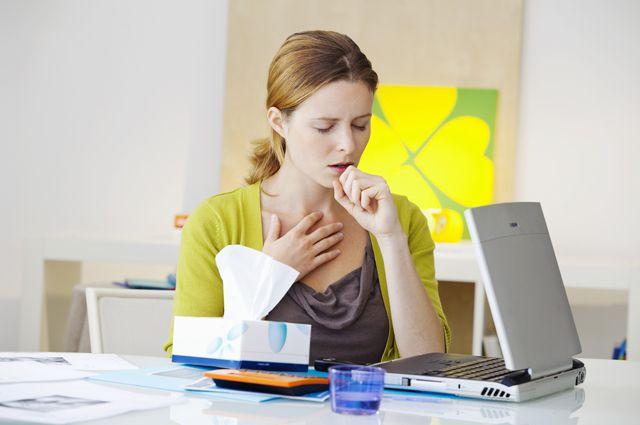 Лечение сильного кашля без температуры у взрослого