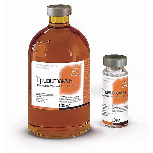 Инструкция по применению препарата для животных тетравит - общая информация - 2020