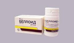 Препарат беллоид