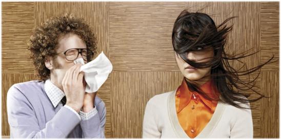Заболевания передающиеся воздушно-капельным путем