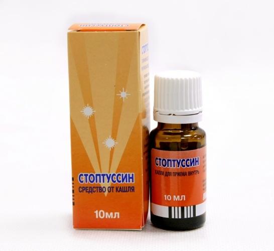 Как лечить бронхит средством стоптуссин?