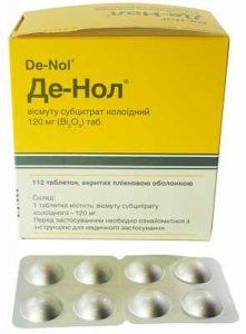 Отзывы пациентов об аналогах препарата «де-нол»