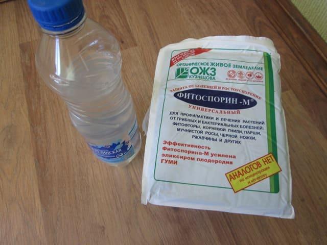 """""""фитоспорин м"""": инструкция по применению, отзывы о препарате, советы по обработке растений"""