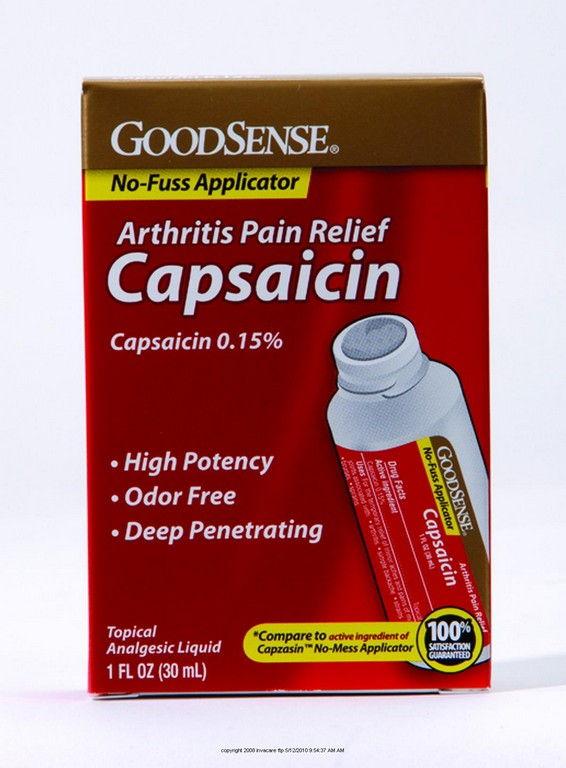 Мазь с капсаицином для суставов