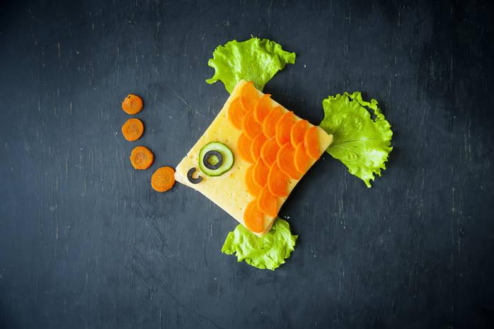 Рыба в детском питании