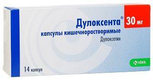 Дулоксента. инструкция и отзывы. цена в аптеке.