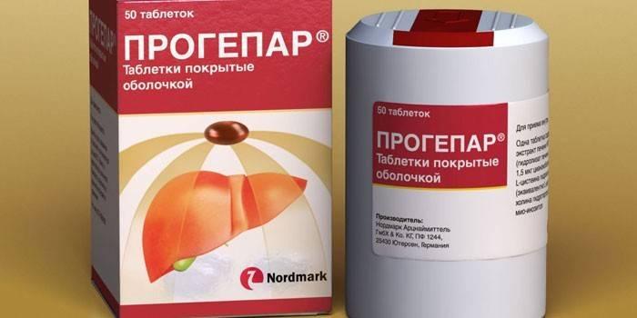 Фосфонциале: состав, лекарственные свойства, дозировка, побочные эффекты