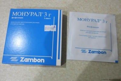 Показания и противопоказания к применению препарата монурал
