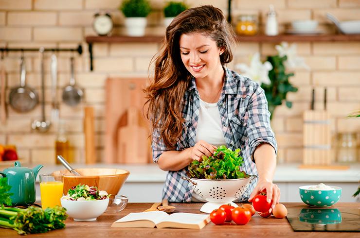 Основные принципы правильного и здорового питания для снижения веса