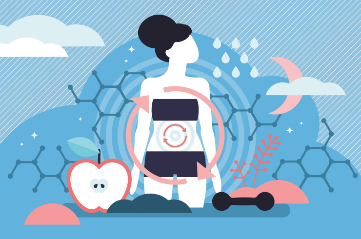 Лечебное питание при заболеваниях жкт и меню диеты