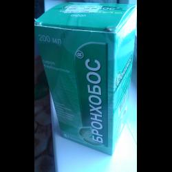 Бронхобос - очистит бронхи и легкие от последствий воспаления и избавиться от кашля