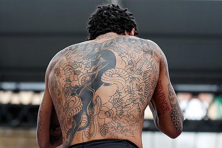 Множественные татуировки помогают укрепить иммунитет — ученые | профилактика, диагностика и лечение вич
