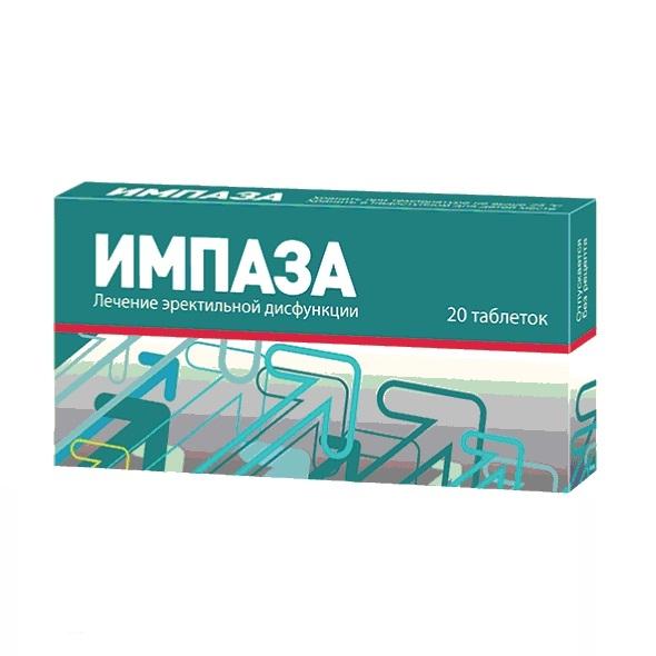 Лечит ли импаза от простатита