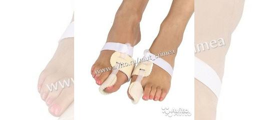 Как выбрать бандаж для косточки на большом пальце ноги