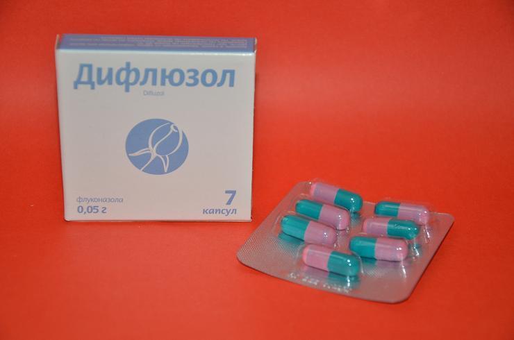 Дифлюзол - препарат для лечения молочницы - женский доктор о молочнице