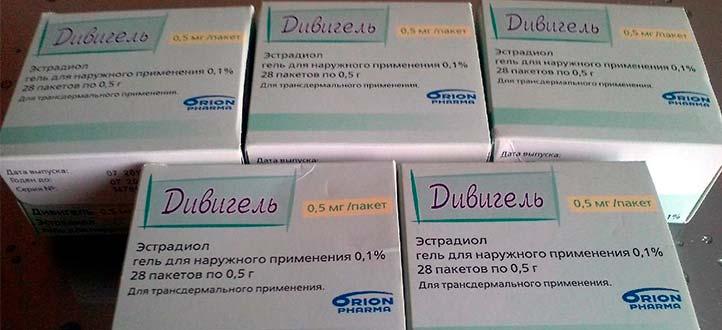 Как пользоваться препаратом дивигель— инструкция по применению при планировании беременности