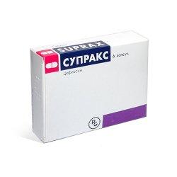 Супракс (suprax) для детей. дозировка в таблетках, суспензия, инструкция по применению