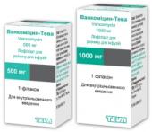 Ванкомицин — инструкция по применению и аналоги