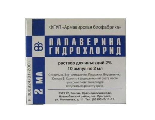 Папаверин: инструкция по применению таблеток и для чего они нужны, аналоги, отзывы
