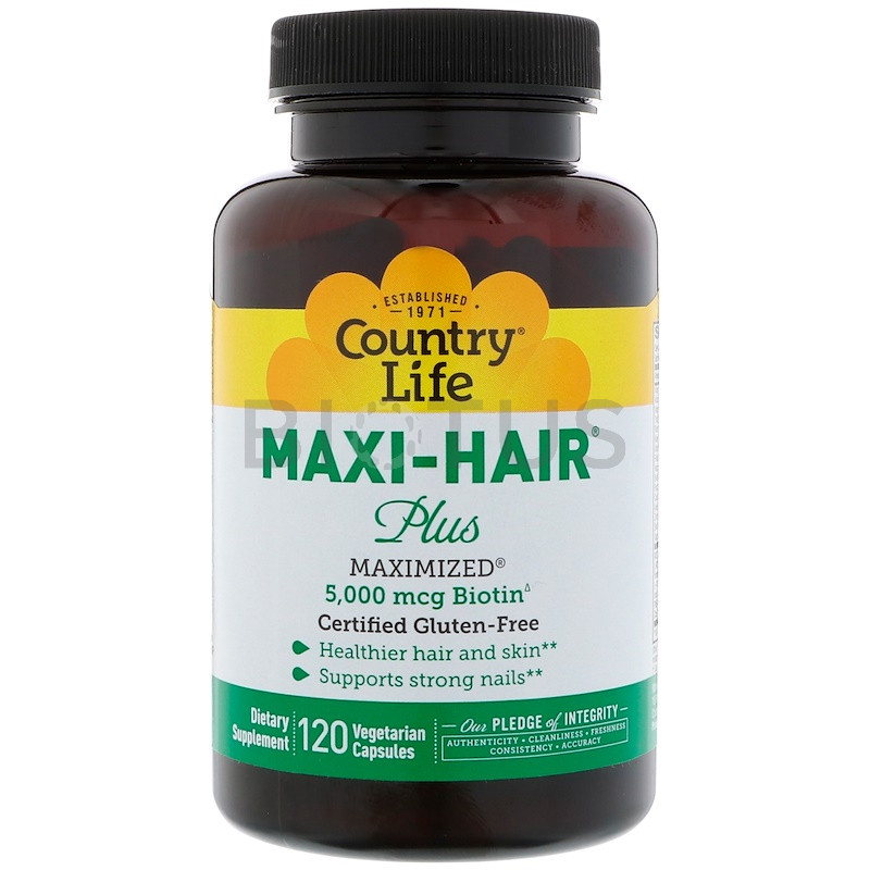 Биотин для роста волос - как правильно принимать