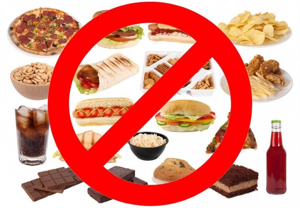 Исключи Один Продукт И Похудеешь. 30 продуктов какие нужно исключить чтобы похудеть