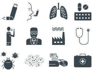 Бронхиальная астма: симптомы, лечение, неотложная помощь в домашних условиях