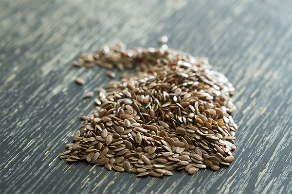 Как принимать семена льна для похудения