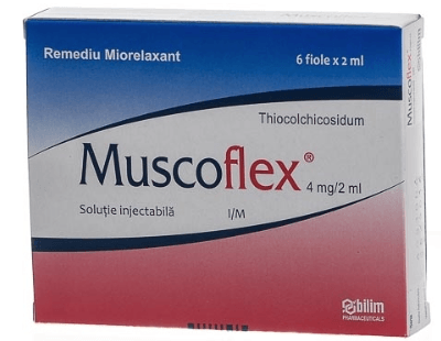Мускофлекс: инструкция по применению, цена, отзывы
