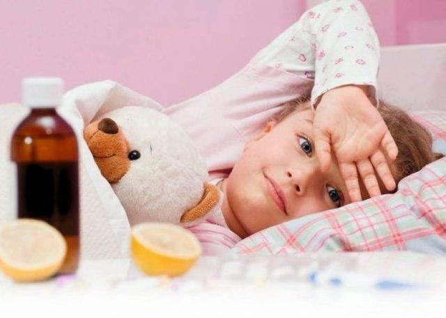 Причины сухого кашля у ребенка без температуры