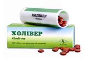 Холивер: инструкция к препарату, отзывы