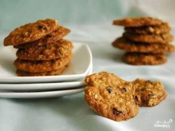 Диетическое овсяное печенье - 5 вариантов рецепта