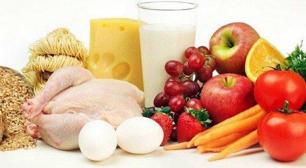 Витаминная диета — меню, варианты, отзывы