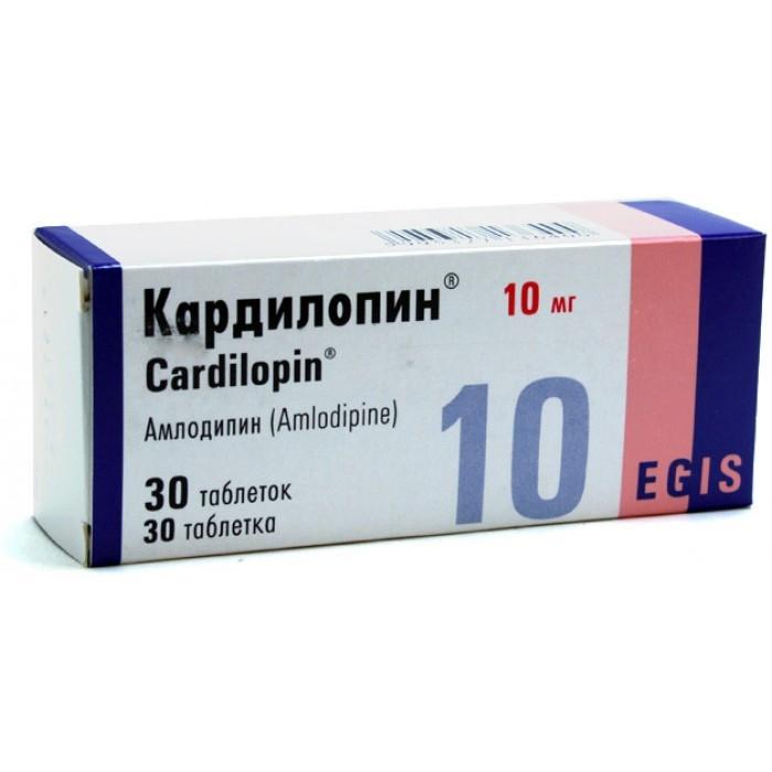 Практика применения препарата кардилопин, инструкция для пациентов, допустимые аналоги