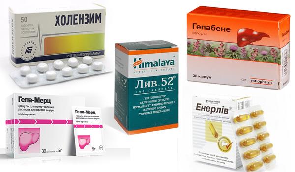 Аналоги таблеток лив 52