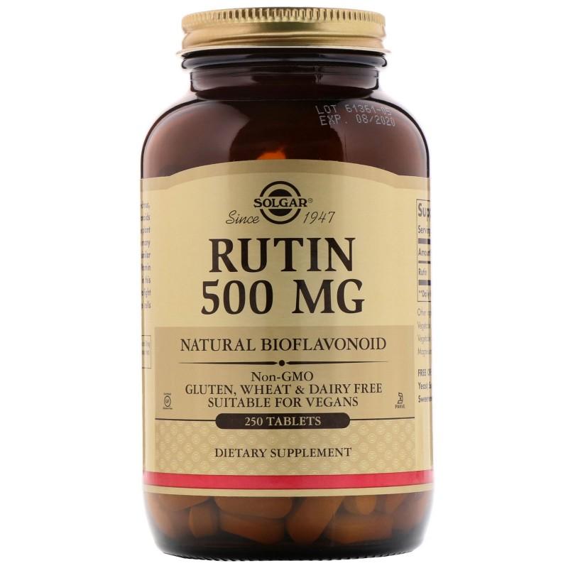 Рутин. инструкция, показания по применению, для чего нужен организму, продукты, препараты с витамином p