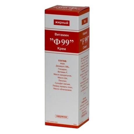 Универсальный помощник для кожи — «витамин «ф99»: как и в каких случаях применять крем