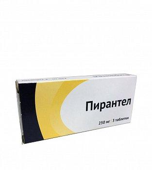 Таблетки и суспензия пирантел: инструкция, цена и отзывы