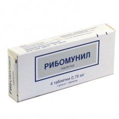 Инструкция по применению таблеток рибомунил для взрослых и детей, аналоги