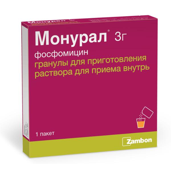 Монурал (monural) при цистите. отзывы, инструкция по применению, аналоги, цена