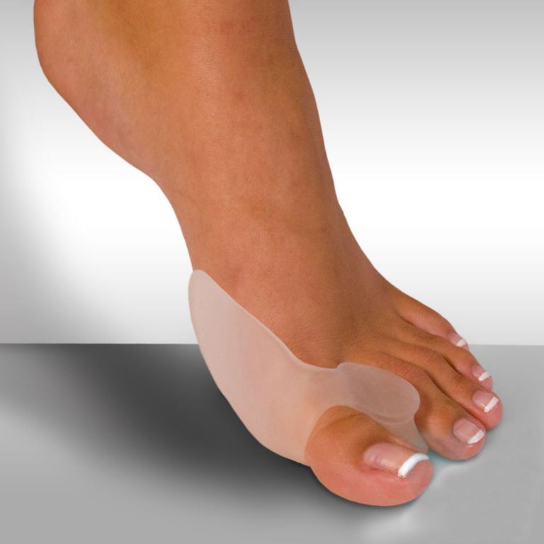Фиксатор от шишки на ноге
