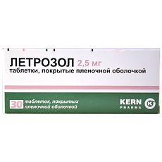 Препарат: летрозол в аптеках москвы