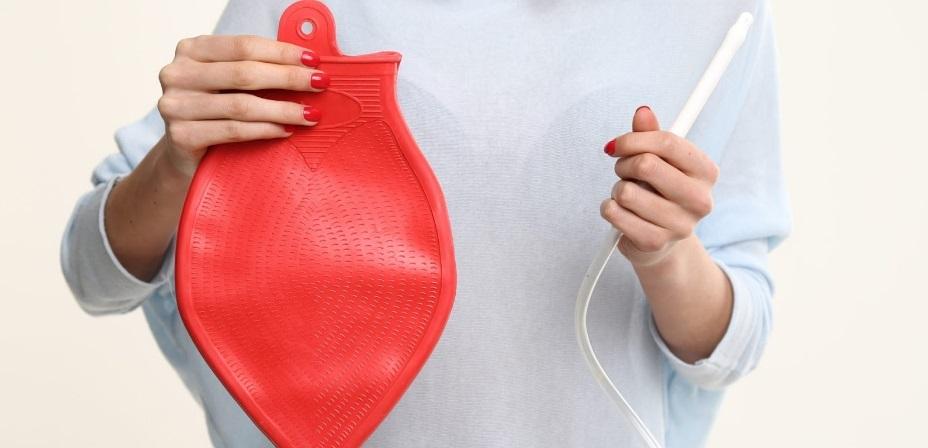 Клизмы для очищения кишечника в домашних условиях детям